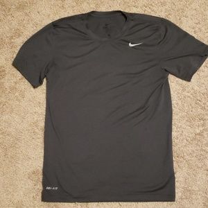 Grey Nike Athletic Tee